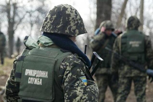 Под Харьковом погиб пограничник