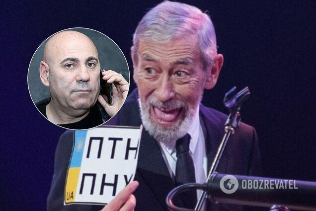 Пригожина разозлили слова легендарного Кикабидзе о Путине