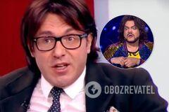 'Мені пофіг!' Відомий телеведучий затролив Кіркорова за істерику на сцені. Відео