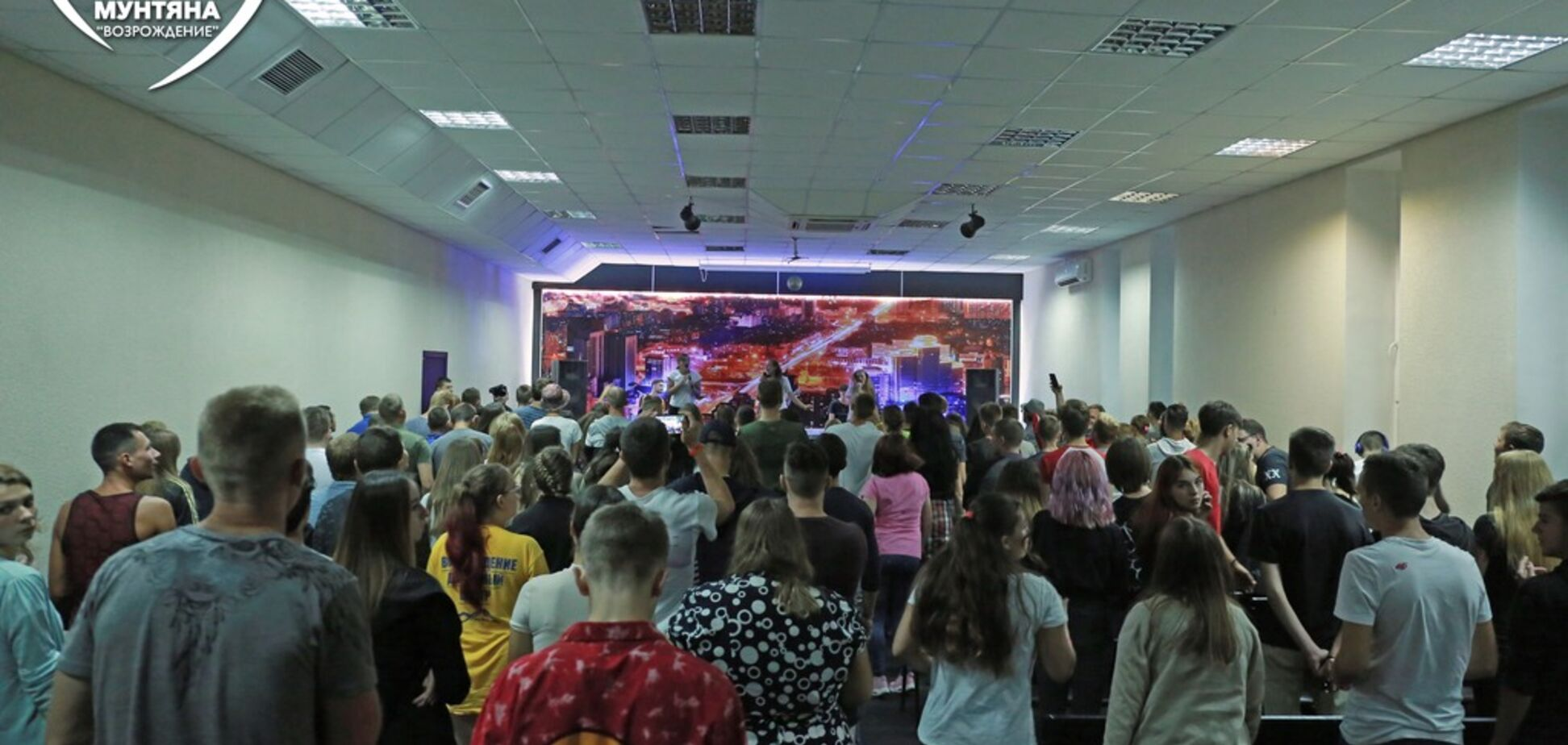 Фонд Мунтяна профінансував молодіжний табір 'VоYoung-2019'