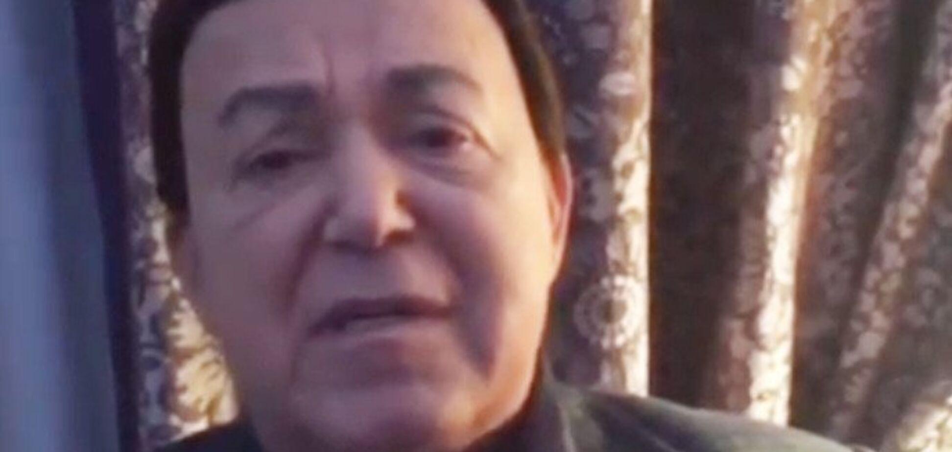 'Донбасс гордится': появилось эксклюзивное видео с Кобзоном