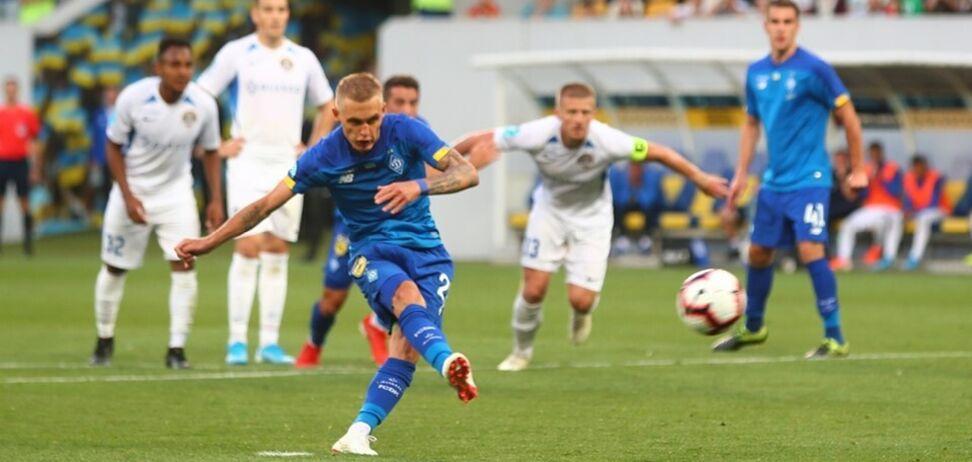 Названі суперники 'Динамо' по плей-офф Ліги чемпіонів