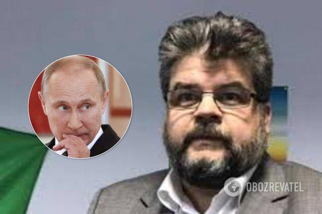 Богдан Яременко запропонував саджати за переговори з РФ