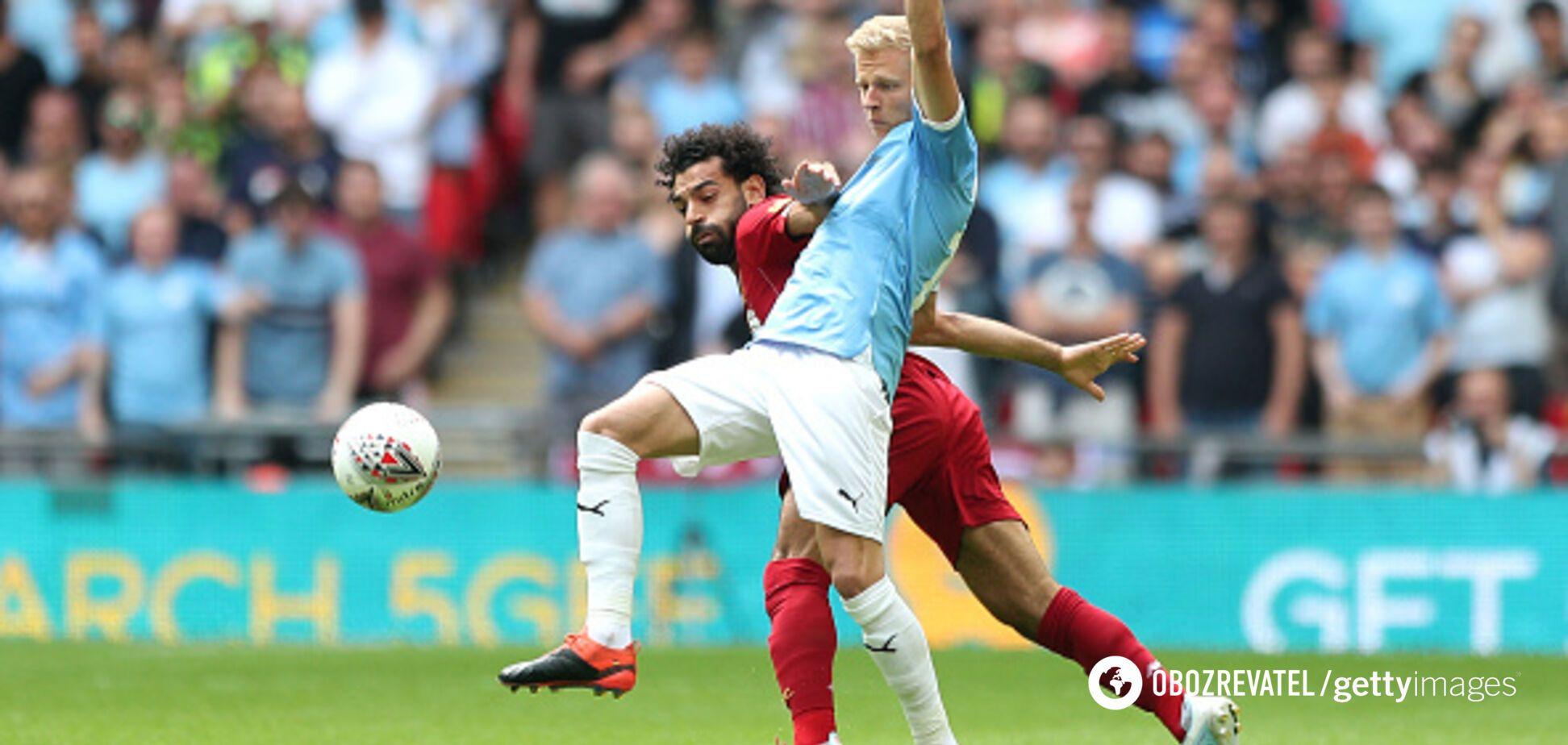 Украинец Зинченко забил пенальти и выиграл Суперкубок Англии