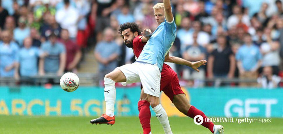Українець Зінченко забив пенальті й виграв Суперкубок Англії