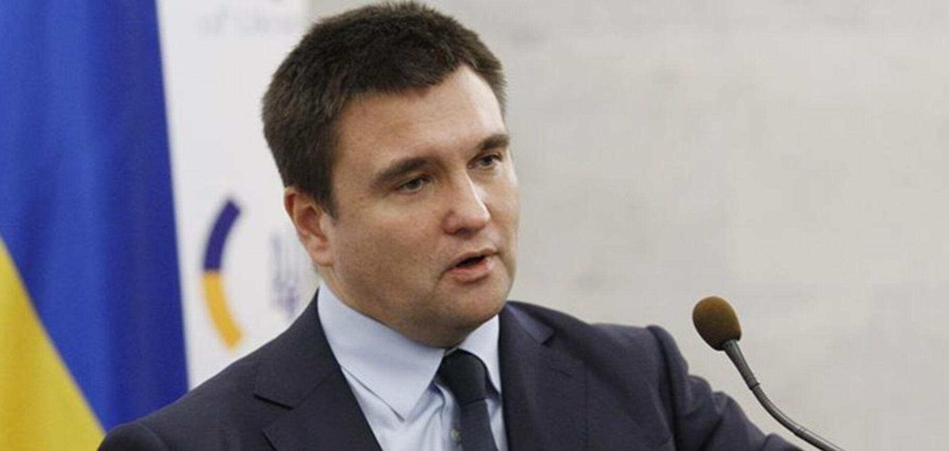 Климкин 'взорвал' российские СМИ заявлением об эмиграции украинцев: в чем суть