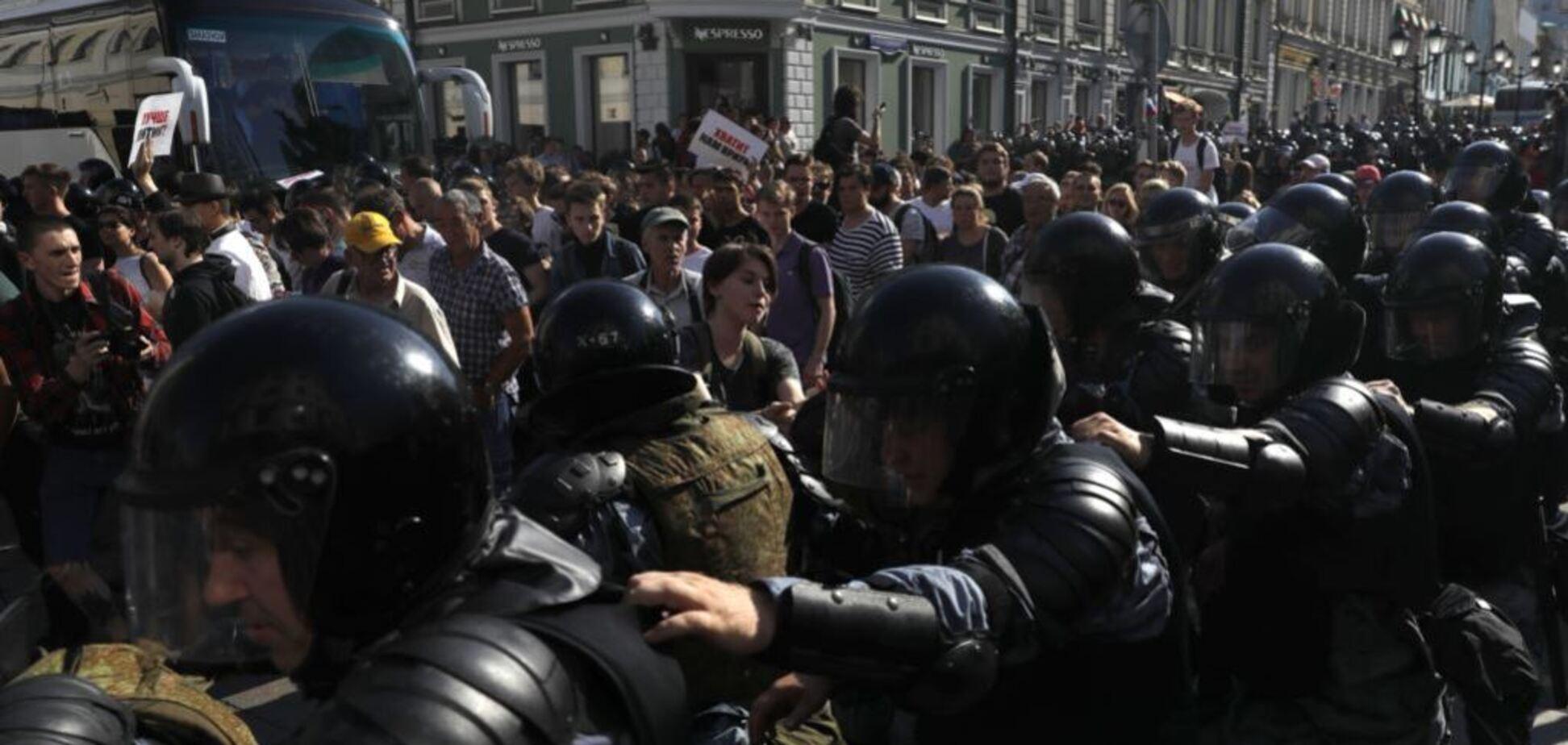 В России может начаться реальная гражданская война