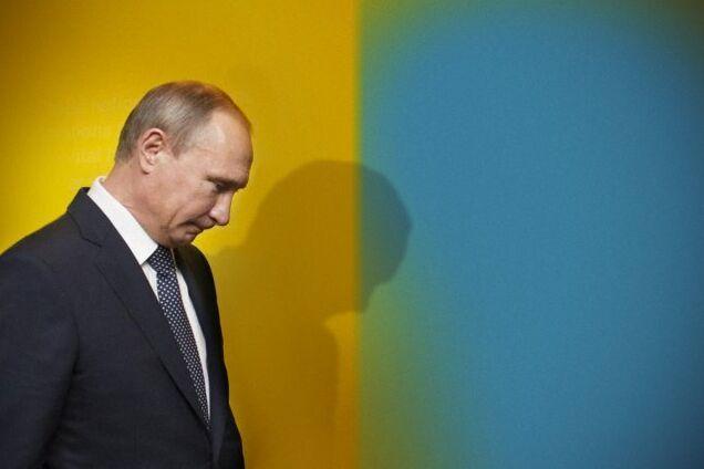 Ілюстрація. Володимир Путін і України