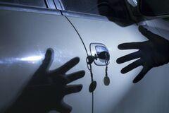 Зламала замок і проникла в гараж: в Дніпрі жінка з рушницею викрала Audi