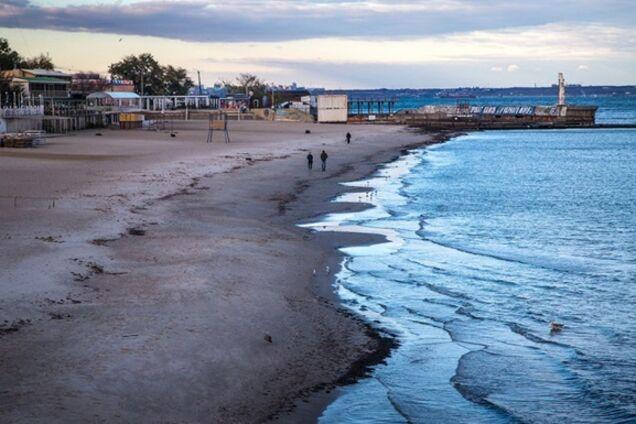Ілюстрація. Пляж Одеси