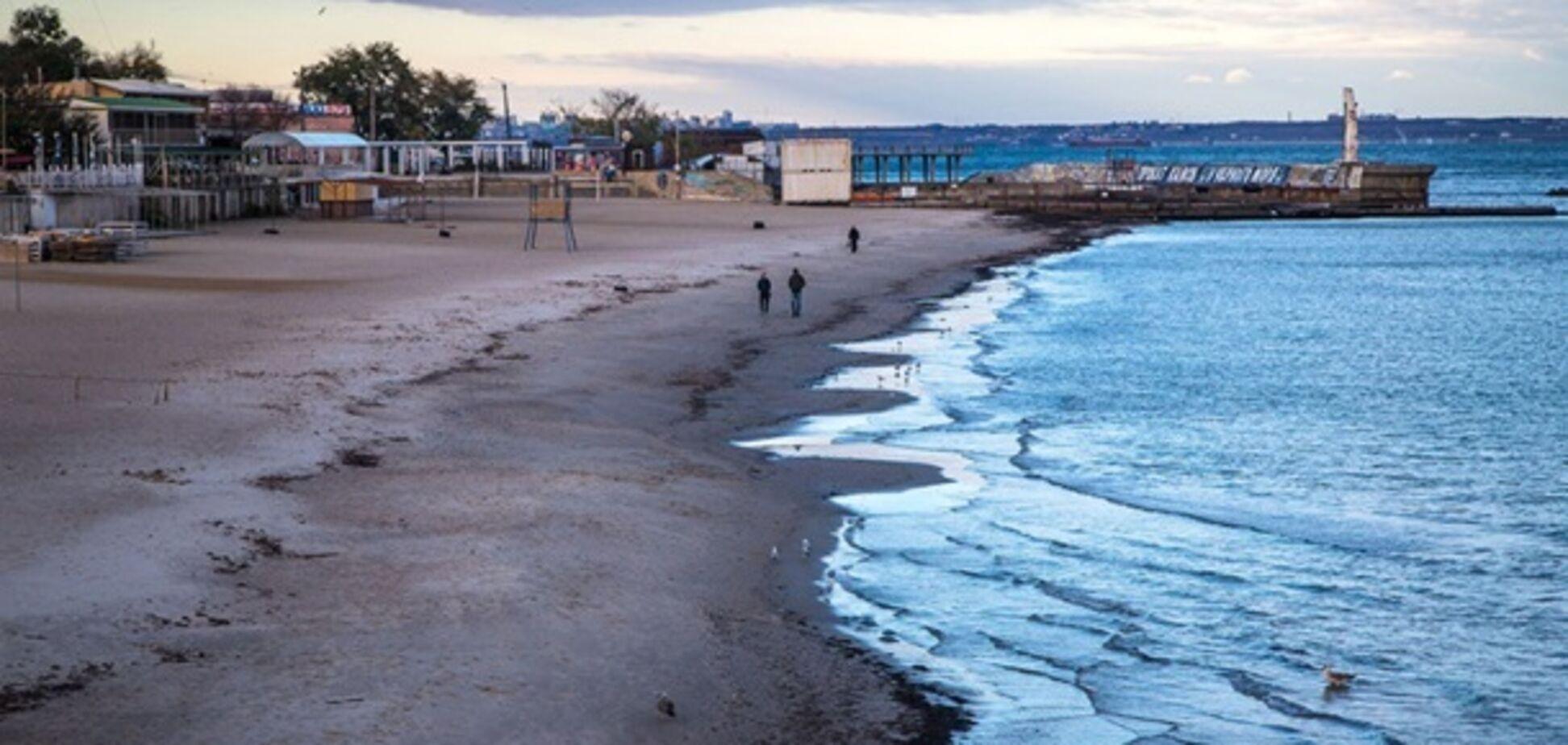пляж Одеси