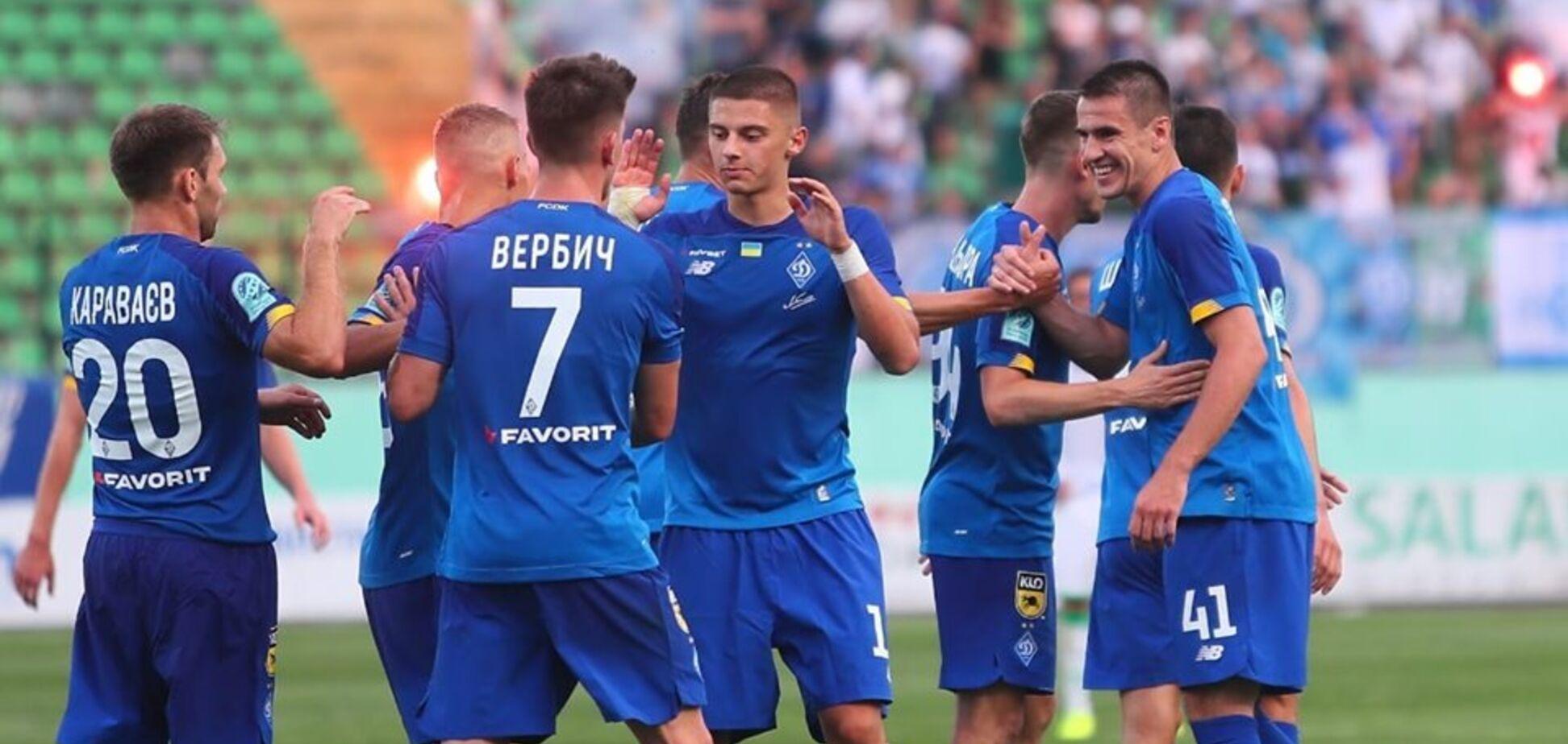 'Динамо' дізналося суперника у плей-офф Ліги чемпіонів