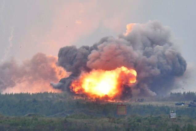 Взрывы в Ачинске