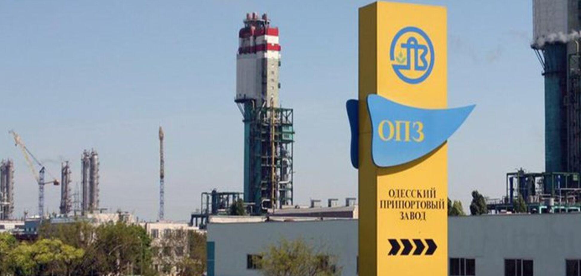 Після понад рік простою: в Одесі запустився скандальний завод