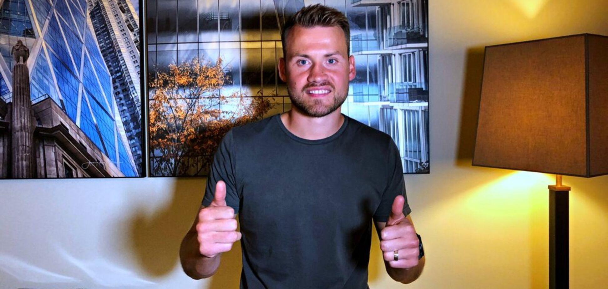 Суперник 'Динамо' в Лізі чемпіонів підписав футболіста, який став посміховиськом у Європі