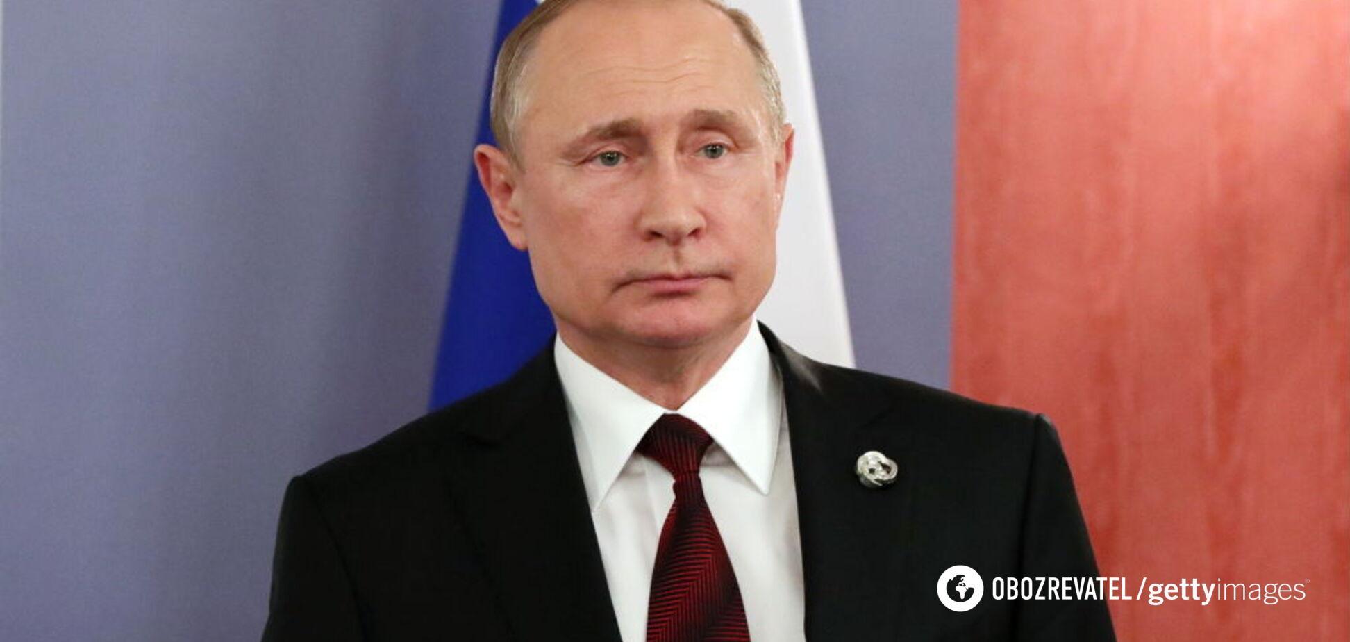 Будет объявлено: Путин недееспособен