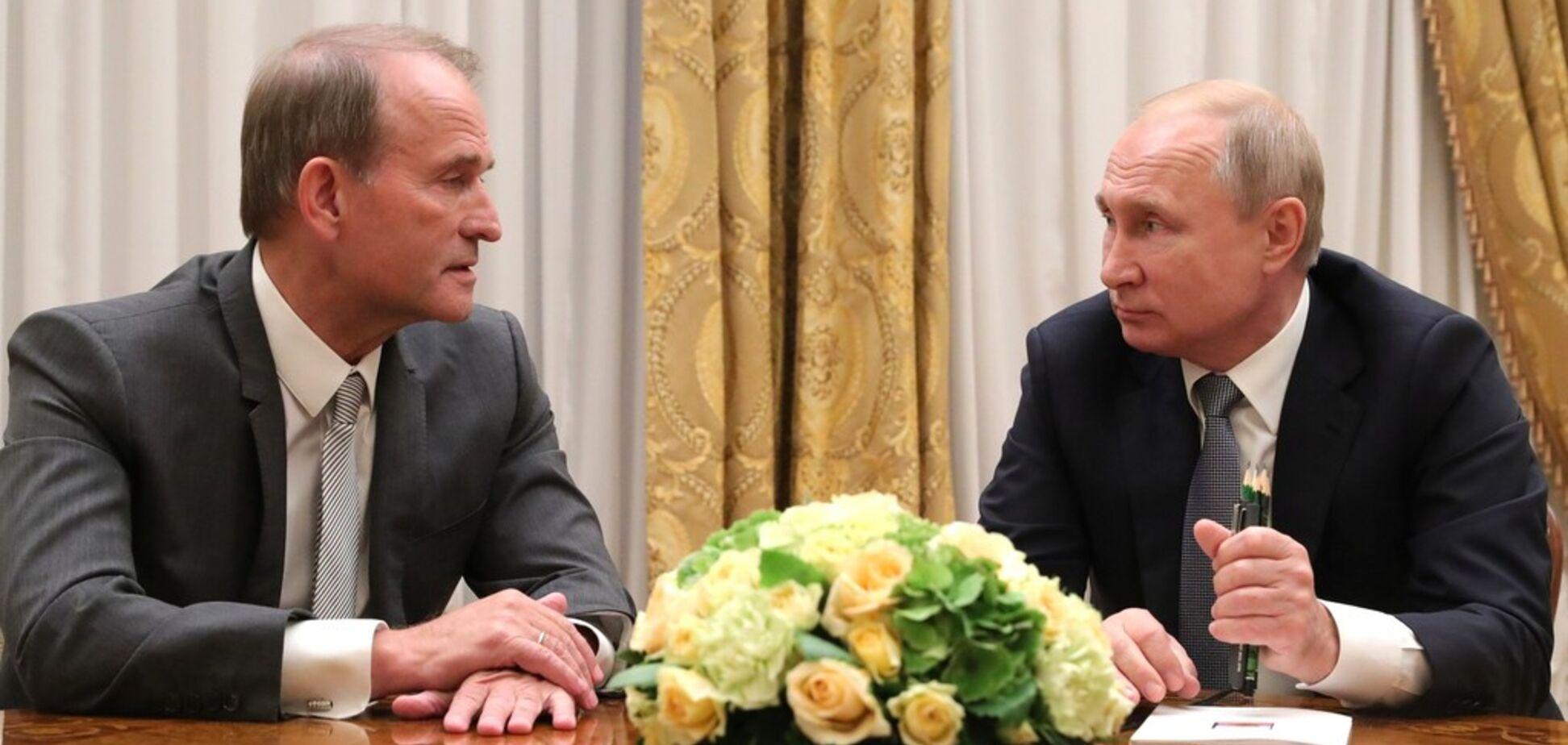 Тюрма за переговори з Росією: у Кабміні прояснили долю Медведчука