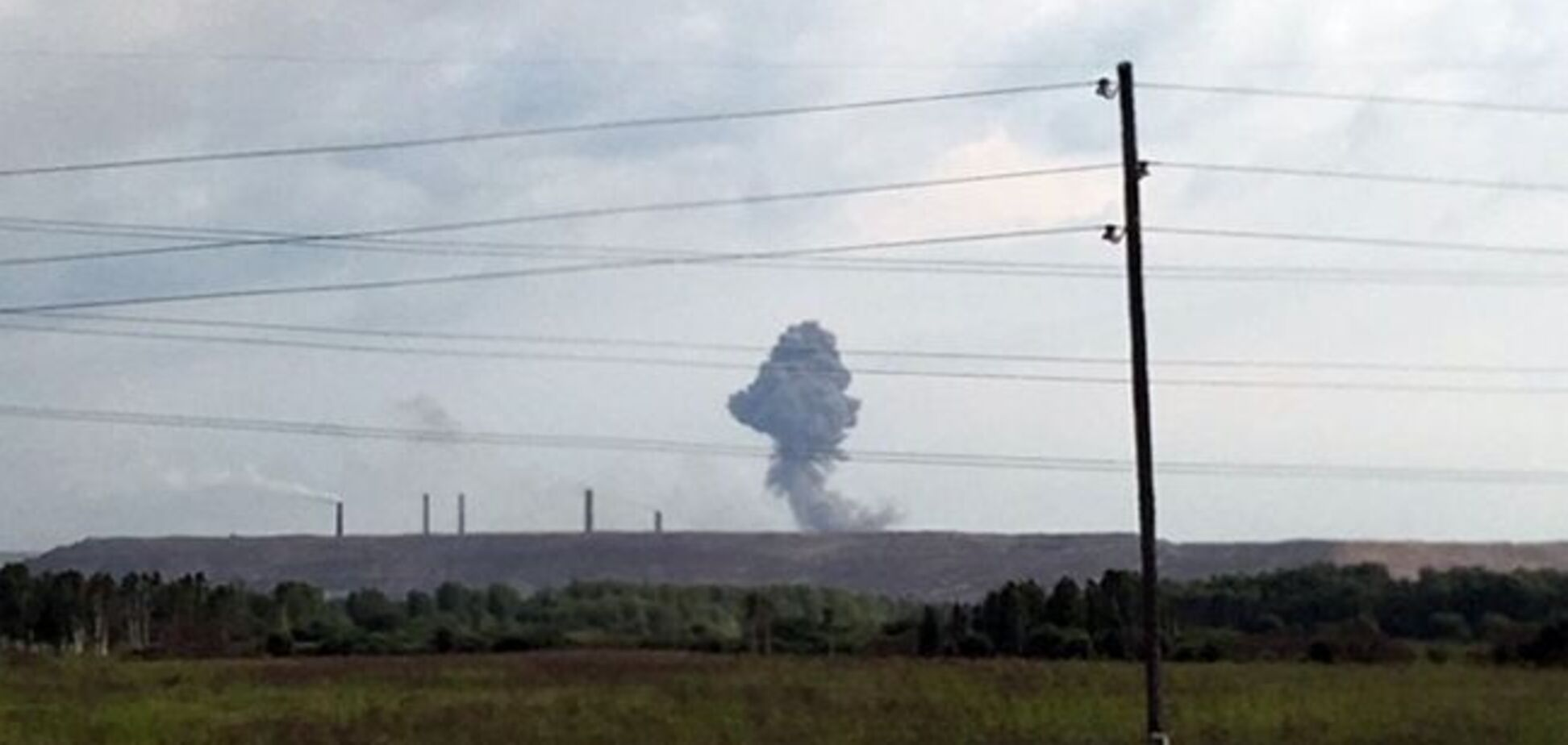 'Солдаты в бомбоубежище': появились подробности взрывов на военных складах в России
