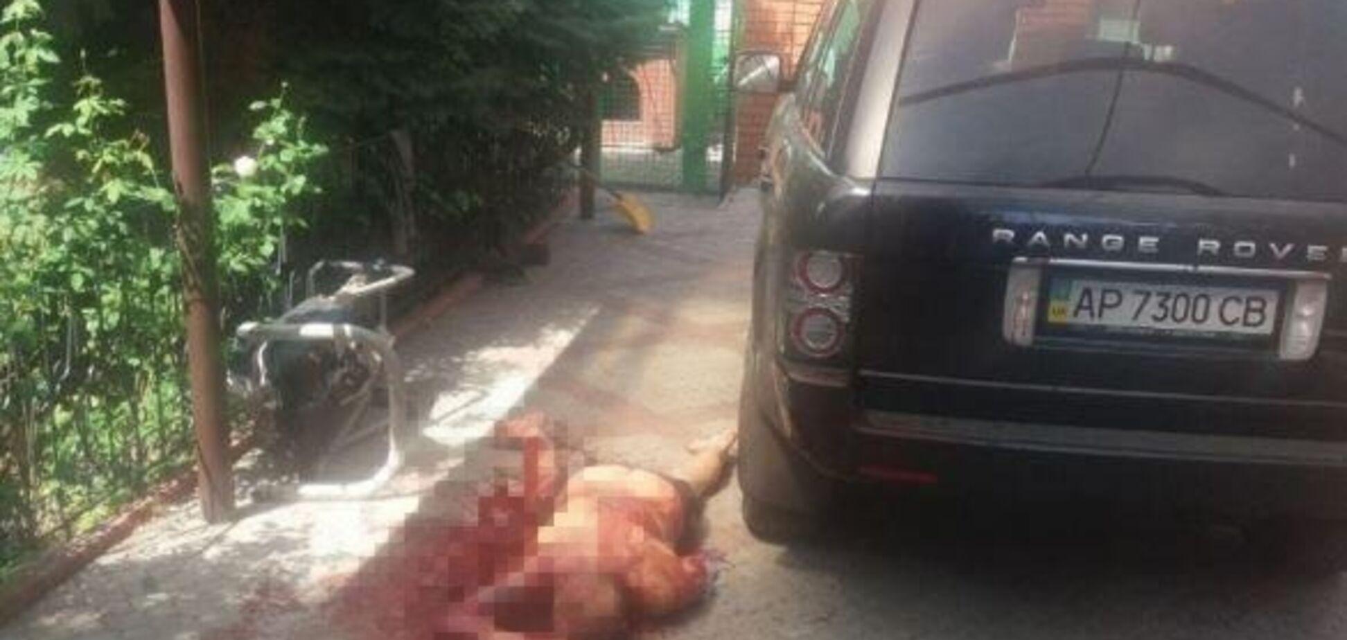 У Запоріжжі вбили кримінального авторитета: з'явилися фото підозрюваних