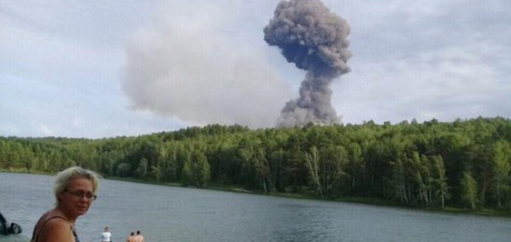 Валяются неразорванные снаряды: взрывы под Красноярском получили чудовищные последствия