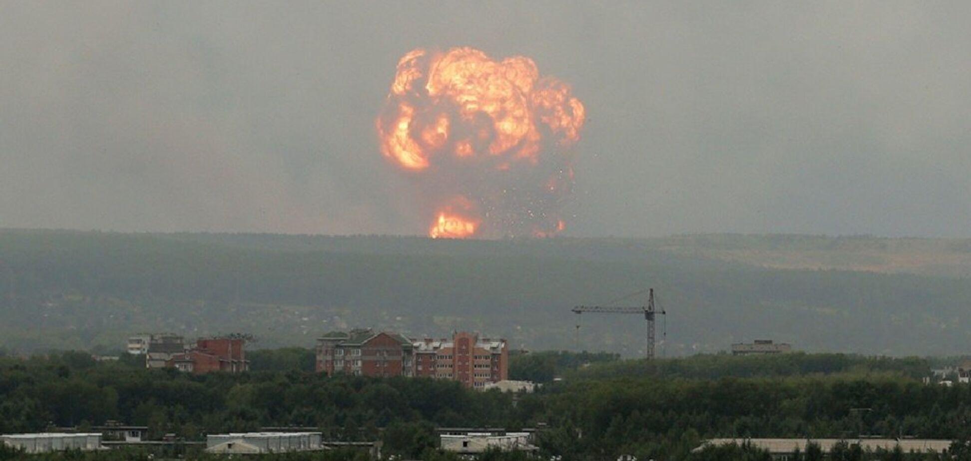 Ситуация вышла из-под контроля? Вскрылся важный нюанс о рванувшем в России арсенале