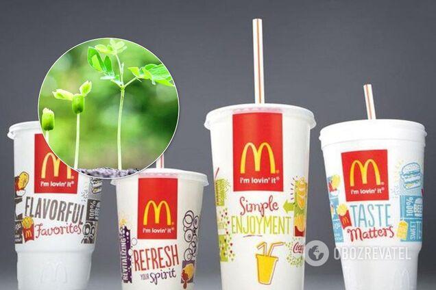 Перехід McDonald's на еко-трубочки зіткнувся з проблемами