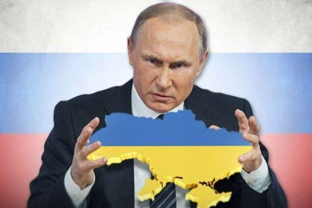 Володимир Путін і Україна