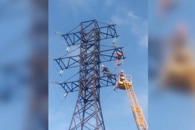 На Николаевщине подросток сорвался с башни из-за селфи