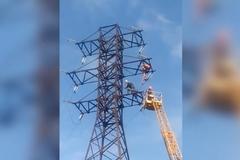На Николевщине подросток сорвался с башни из-за селфи