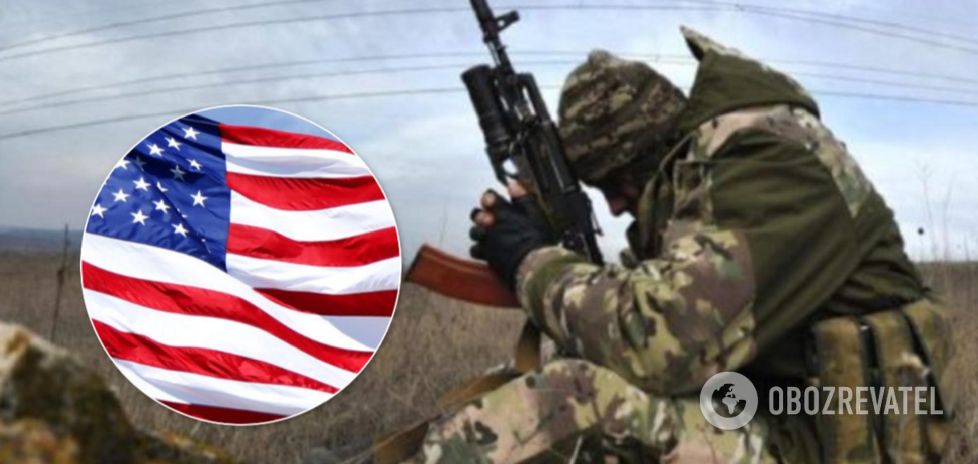 В США отреагировалина трагедию с бойцами ВСУ