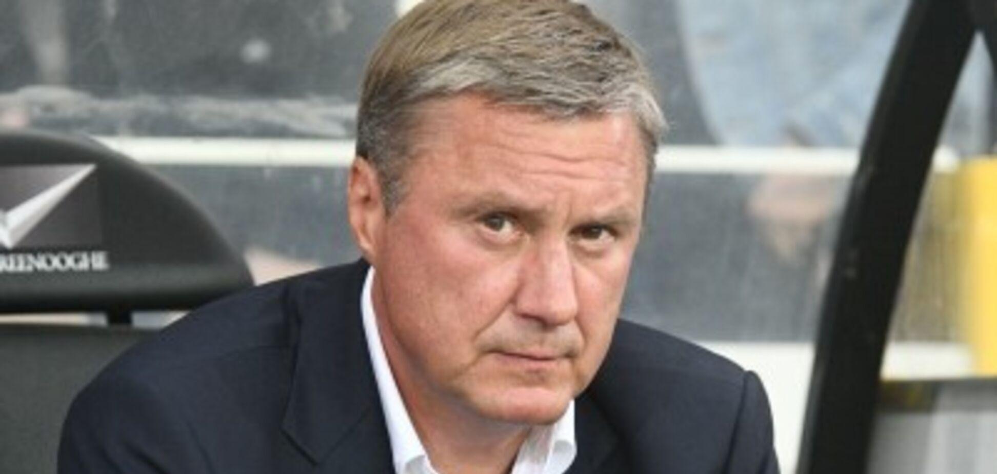 'Було класно': Хацкевич прокоментував поразку 'Динамо' від 'Брюгге'