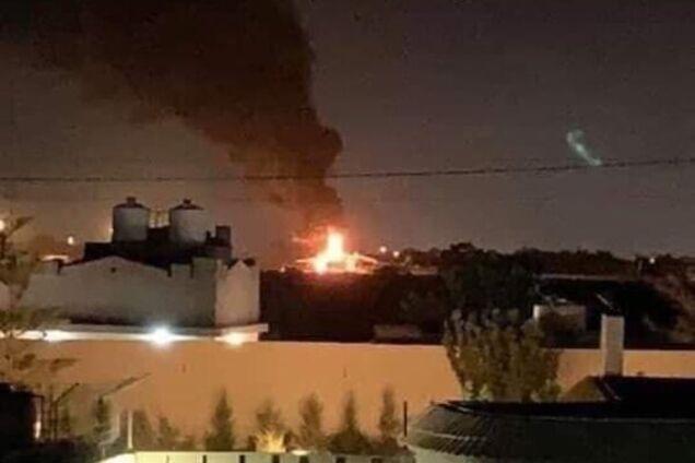 У Лівії обстріляли український літак Іл-76ТД