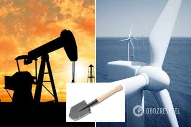 Електромобілі та зелена енергія витіснять нафту з ринку