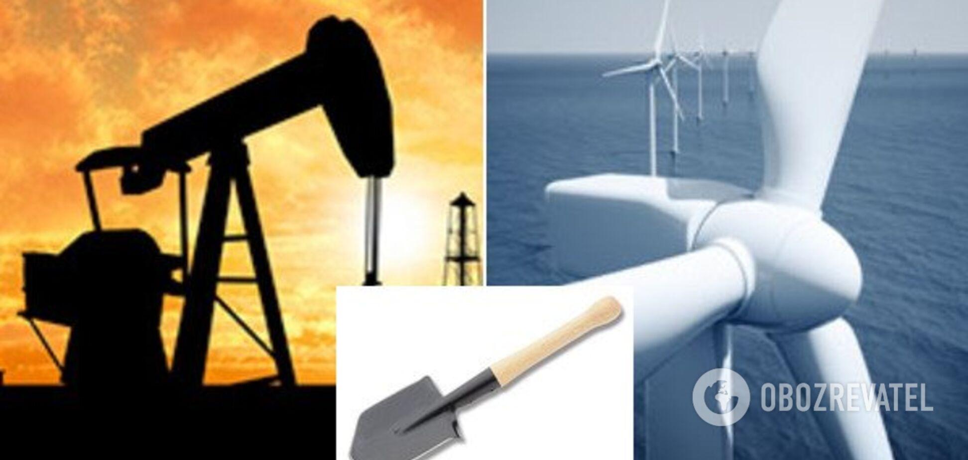 Сонце і вітер поховають нафту: з'явилися показові цифри