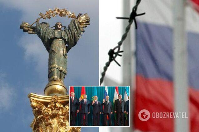РФ потребовала деньги с Украины из-за СНГ: сумма
