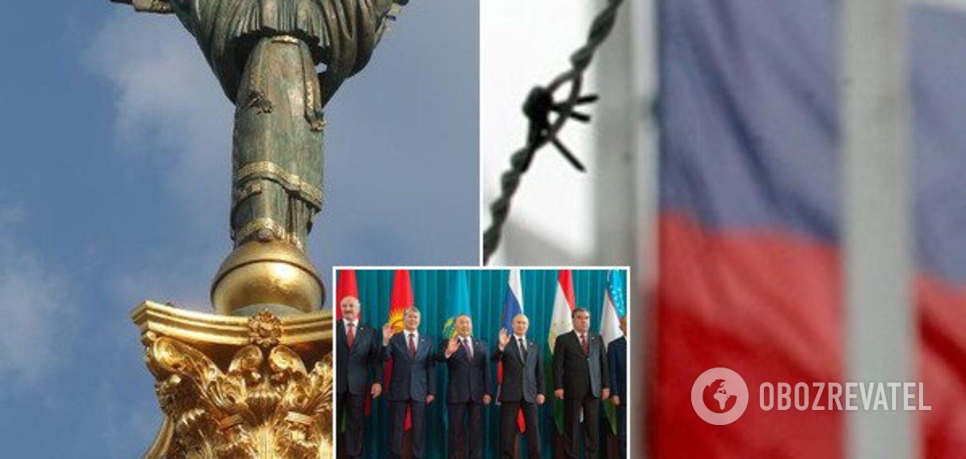 Россия потребовала деньги с Украины из-за СНГ: озвучена сумма