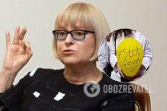 'Це афера!' Одіозна ексректорка університету Богомольця розкритикувала тест IFOM