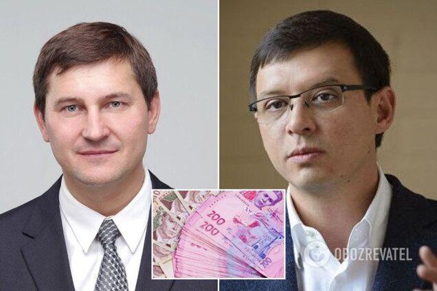 Одарченко и Мураев