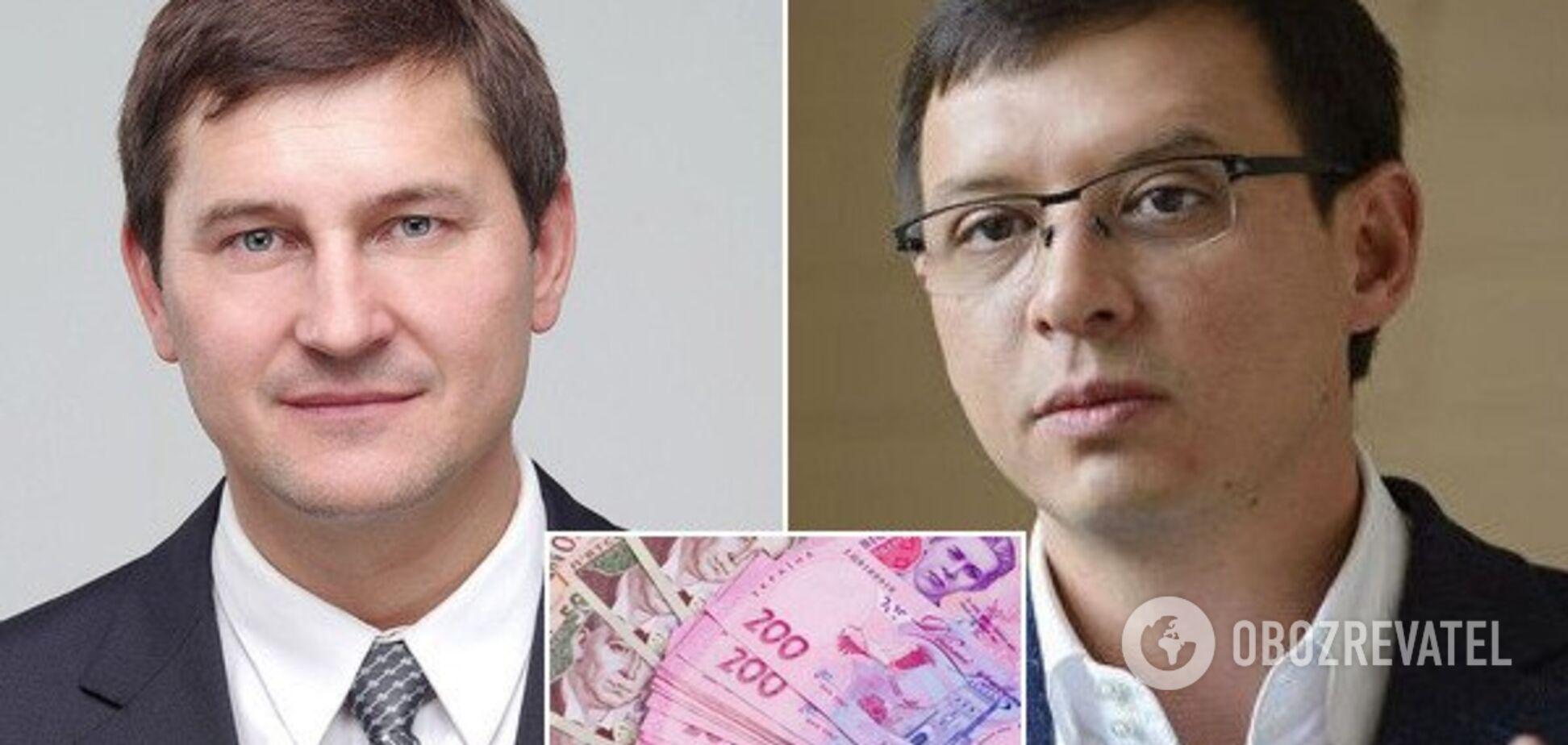 В партии Зеленского назрел новый скандал: всплыла связь с пророссийской партией