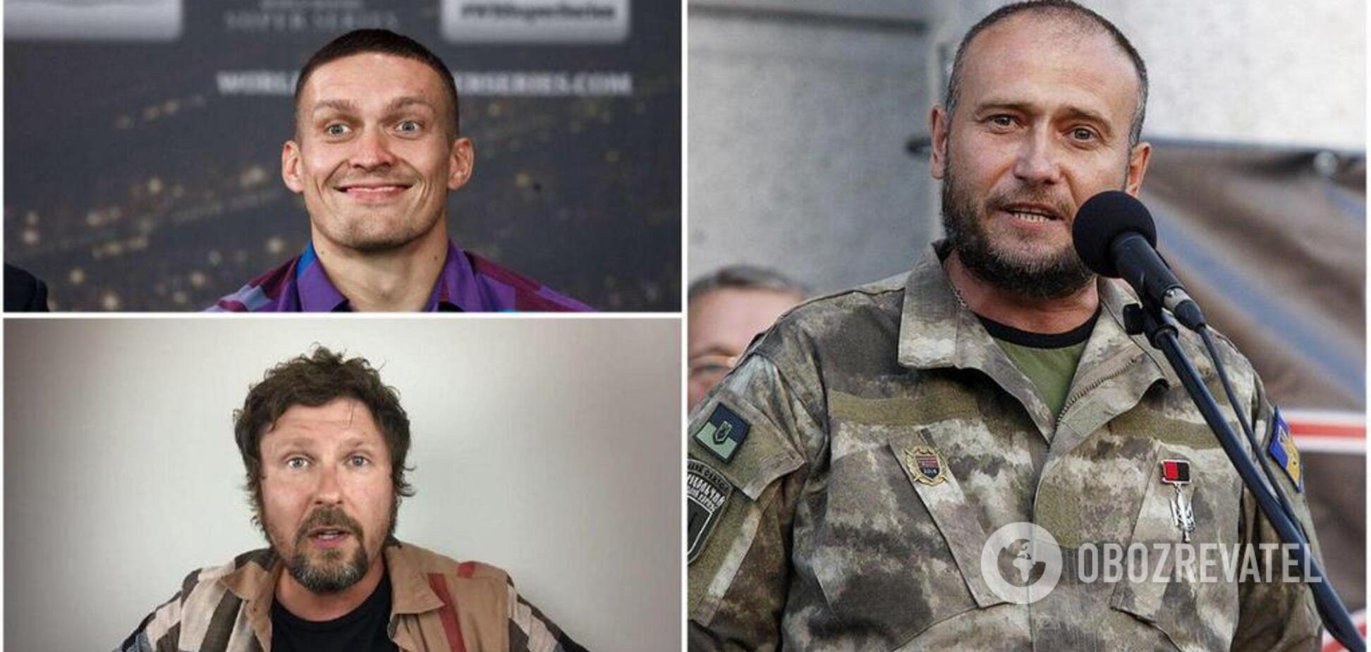 'Кремлевский пи**рас': Усика разнесли за скандальный эфир с Шарием