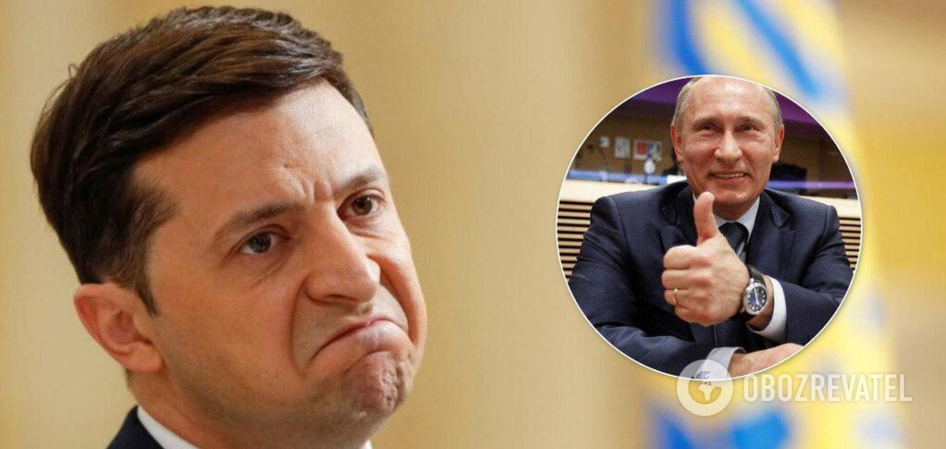 'Ублюдки!' Бирюков разгромил Зеленского за милый разговор с Путиным