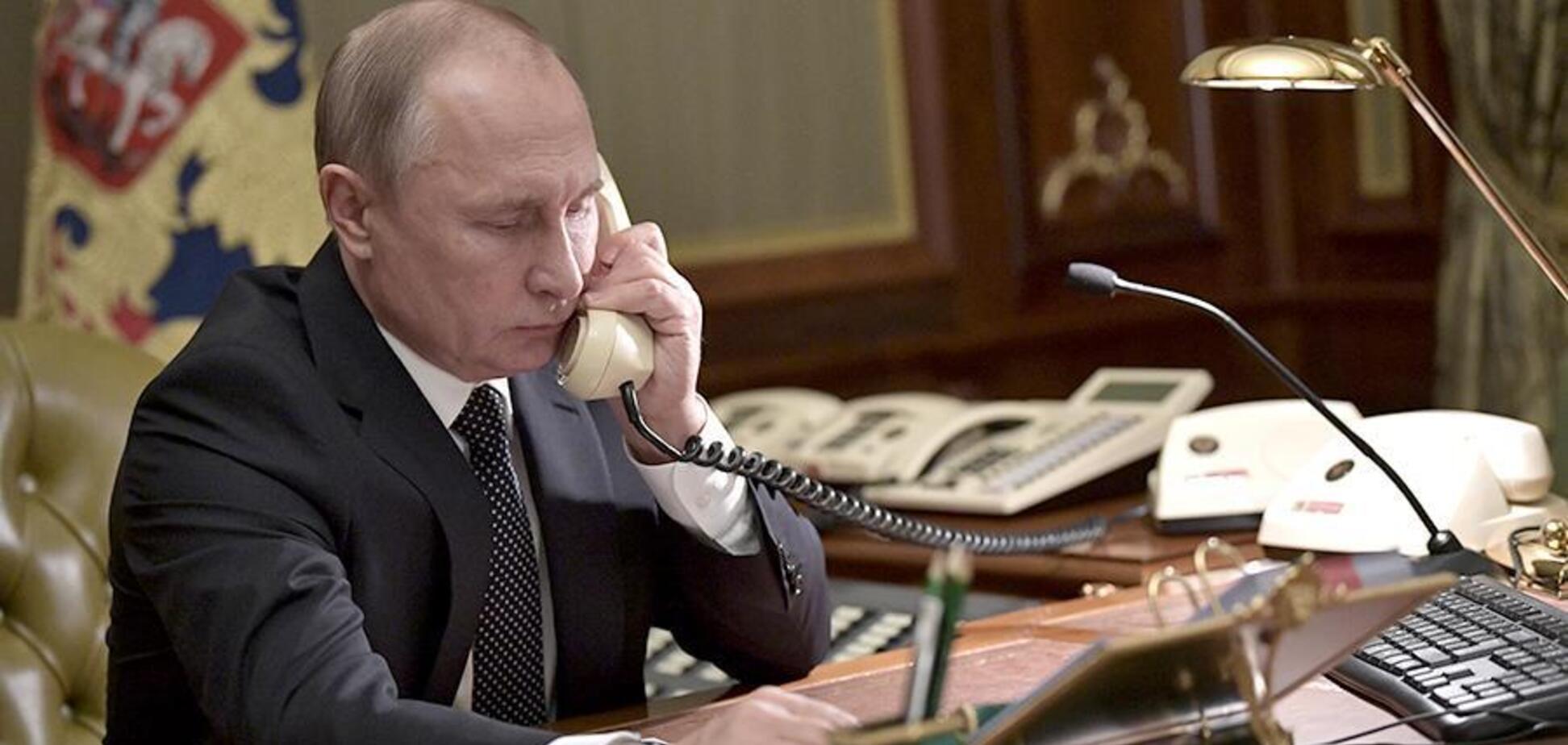 В Кремле раскрыли подробности переговоров Путина с Зеленским