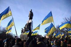 Майдан в Харькове