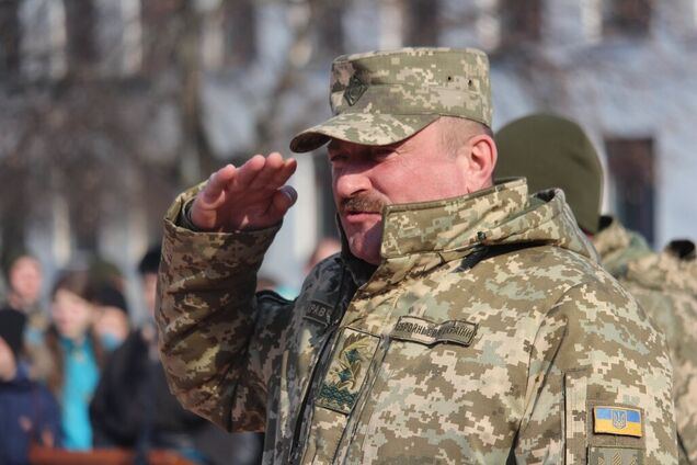 Генерал Владимир Кравченко