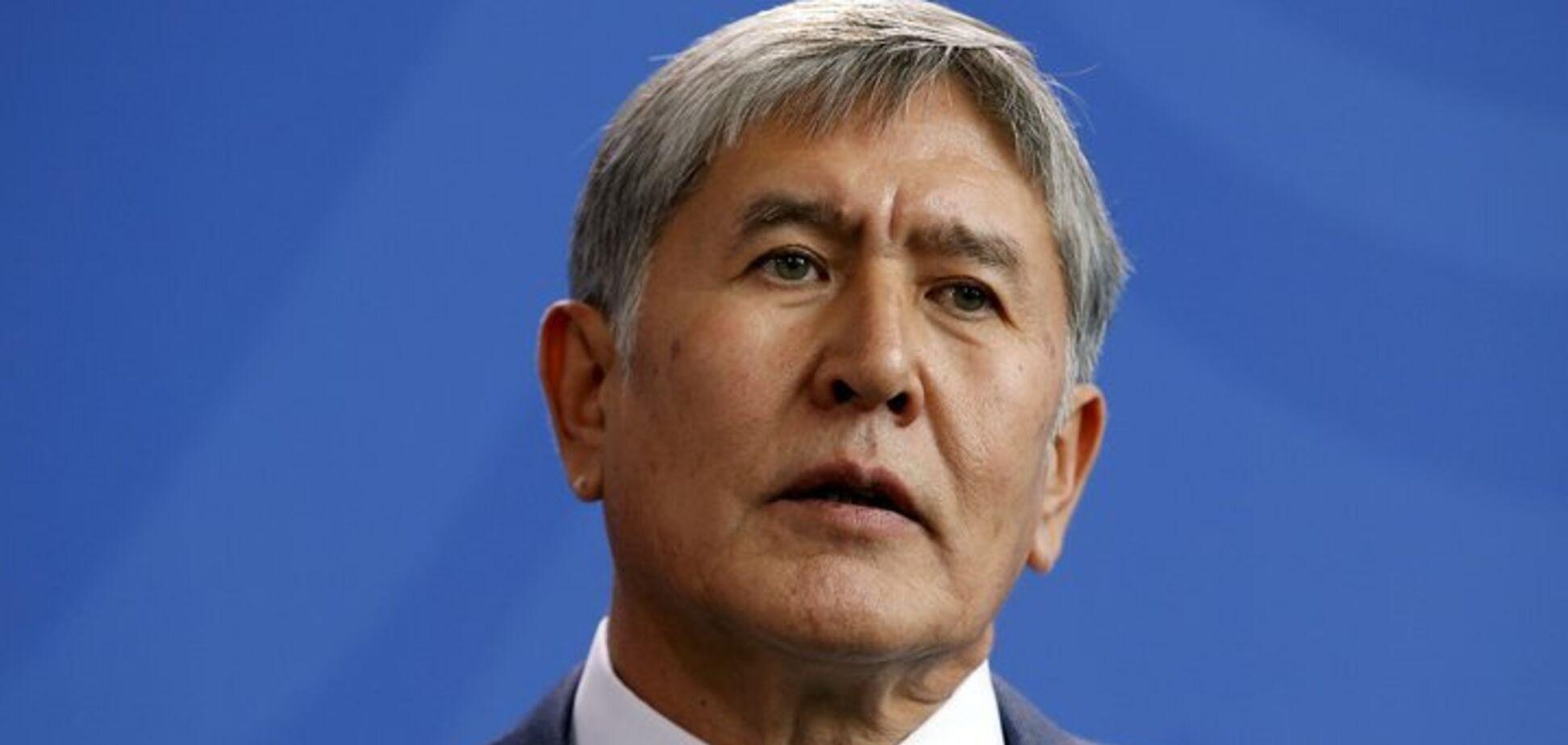'Я лично стрелял!' Экс-президент Киргизии сделал скандальное заявление