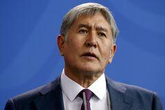 'Я особисто стріляв!' Експрезидент Киргизії зробив скандальну заяву