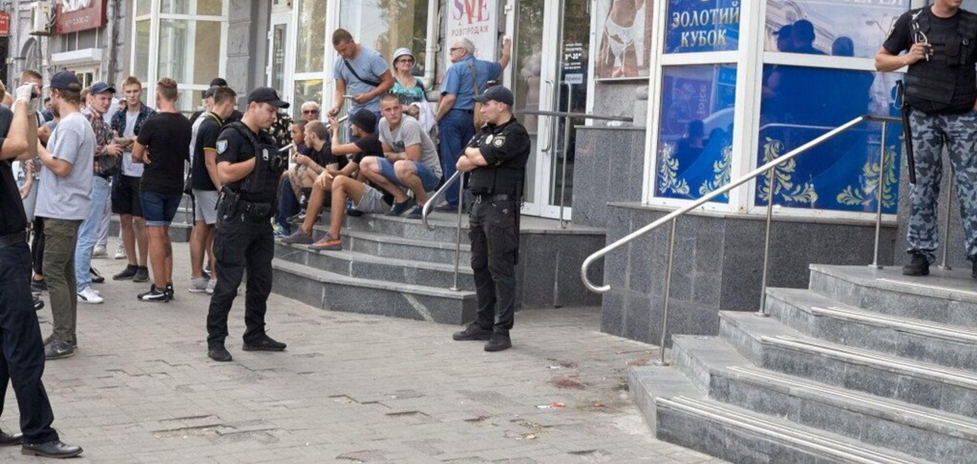 Бійка зі стріляниною в Дніпрі: поліція вийшла на слід підозрюваних