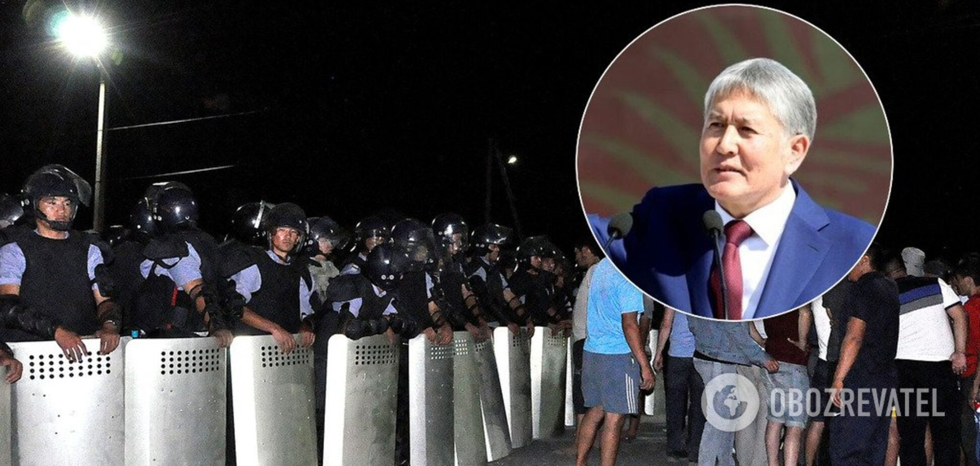 Путин спасет? Чем оскандалился экс-президент Кыргызстана и что его ждет