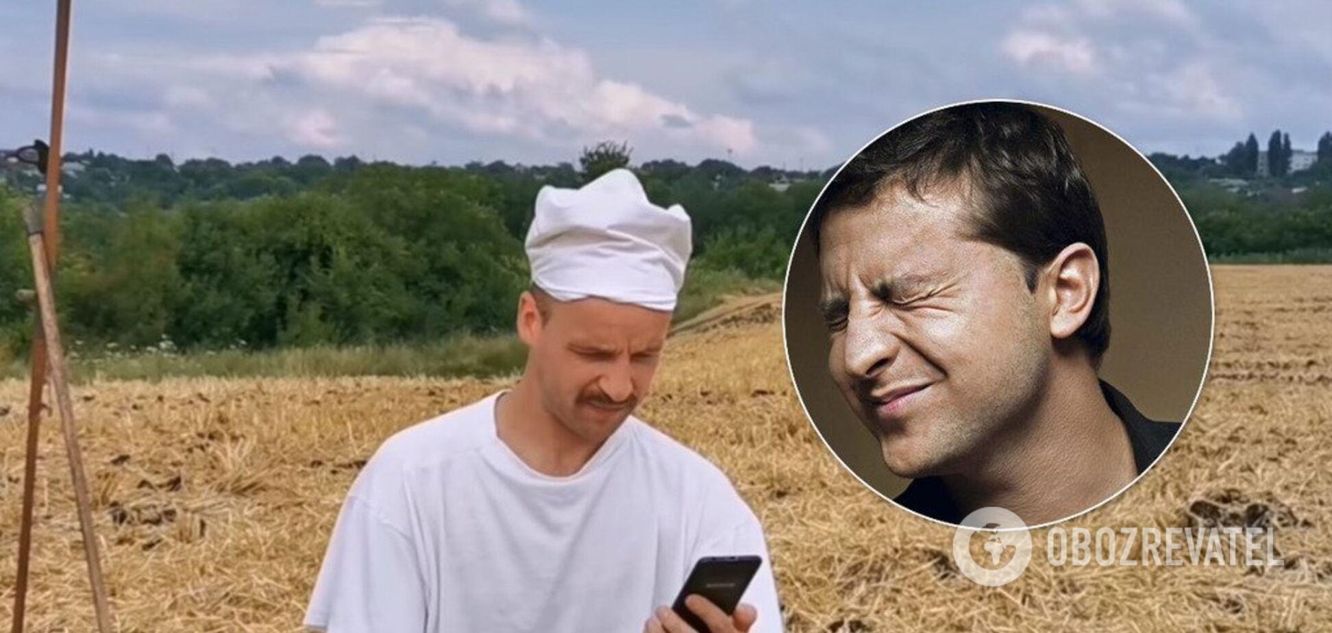 Коломойский, Лукашенко и даже Вакарчук: видео самых ярких пародий 'нового Зеленского'