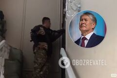 Переговори Курсана Асанова і Алмазбека Атамбаєва